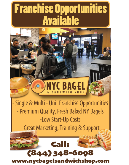 NYC Bagel Franchise, NYC Bagel Franchise Reviews, NYC Bagel and Sandwich Shop Franchise, franchise opportunity