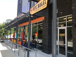 nyc bagel franchise, nyc bagel and sandwich shop, bagel franchise,