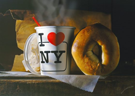 nyc bagel franchise i love ny cup